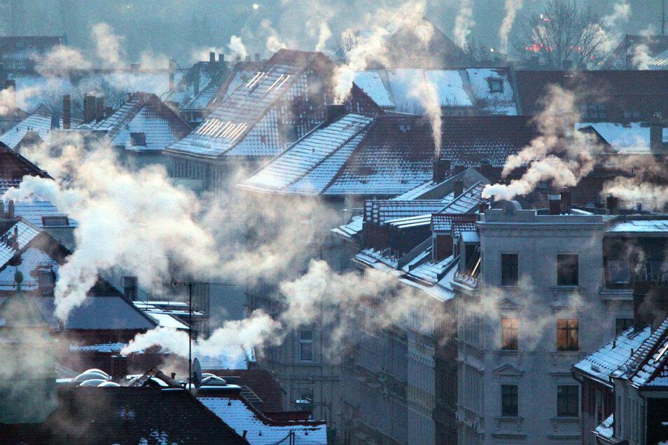 Neben dem Verkehr steht das Heizen im Fokus für die Einsparung von Treibhausgasen.