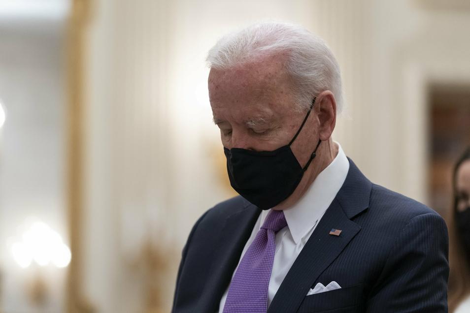 Für den neuen US-Präsidenten Joe Biden ist die Corona-Pandemie eine der größten Aufgaben.