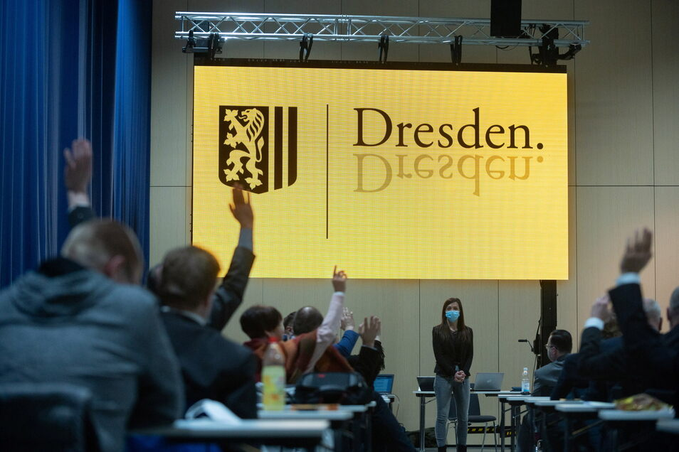 In Dresdner Stadtratssitzungen kommt es immer wieder zu verbalen Übergriffen.