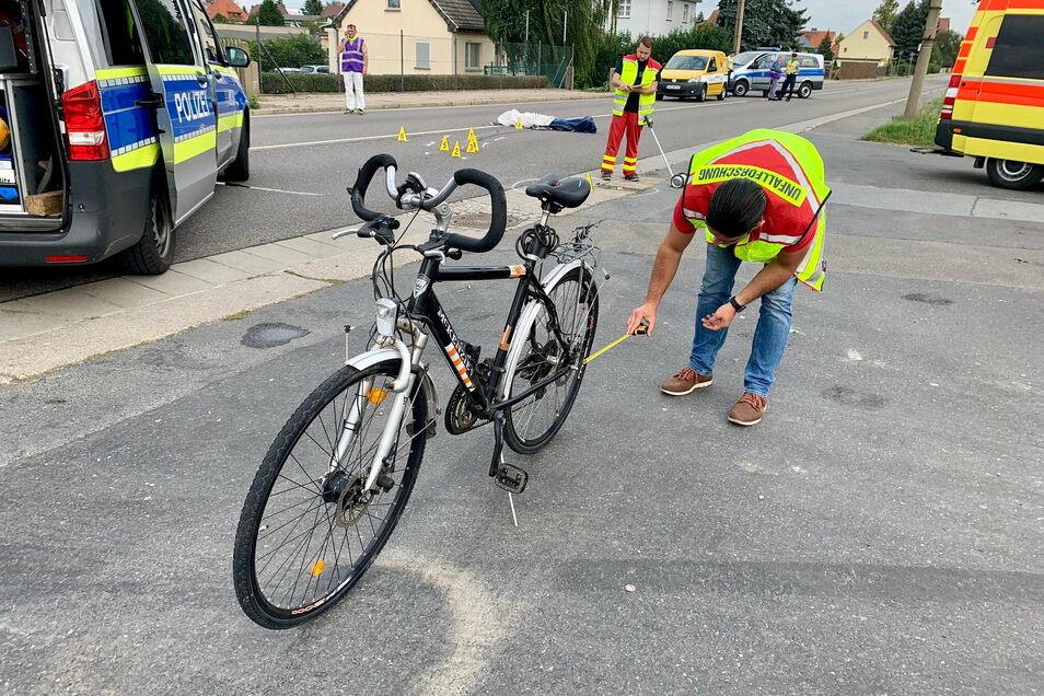 Nach dem Unfall 2019: Die Ermittlungen zur Ursache beginnen.