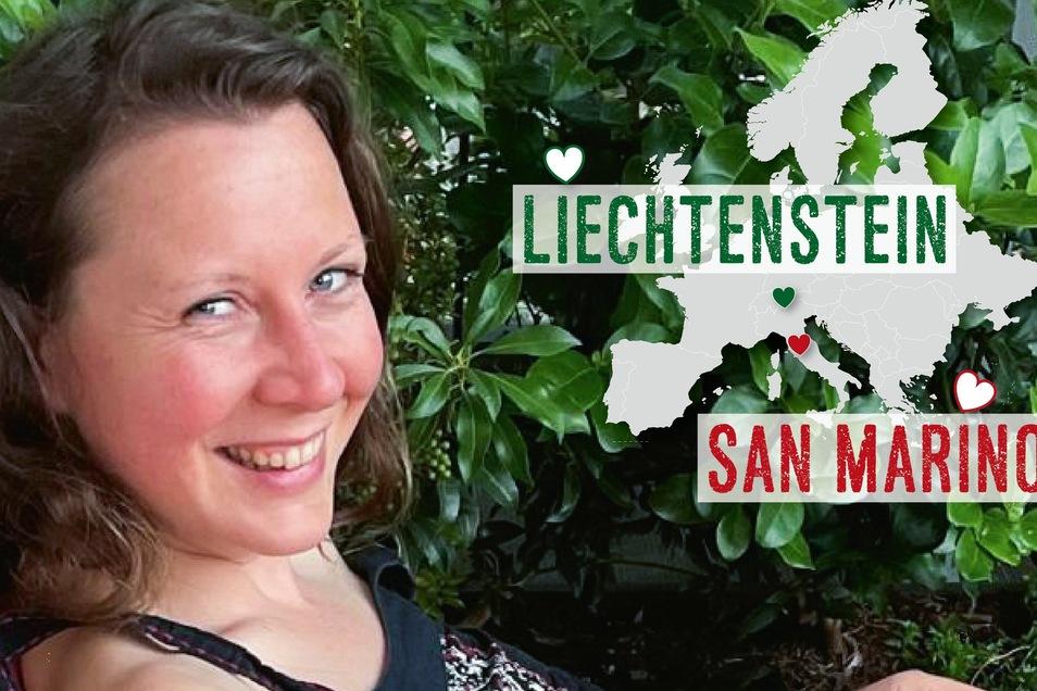 Nach eineinhalb Jahren Coronapause ist Nicole Herzog im Juli in Liechtenstein und San Marino im Urlaub gewesen.