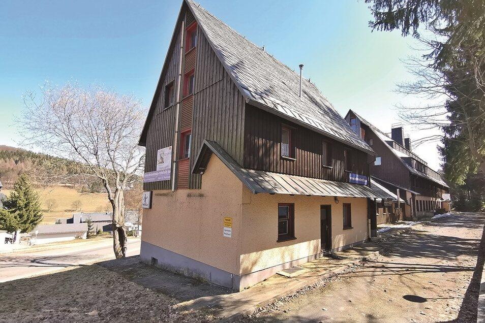 Ferienhaus in Altenberg OT Rehefeld-Zaunhaus / Mindestgebot 75.000 Euro