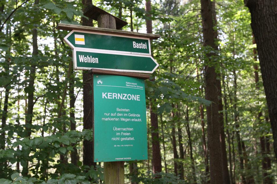 In der Kernzone des Nationalparks gelten besonders strenge Regeln. Wie hat sich die Akzeptanz entwickelt?