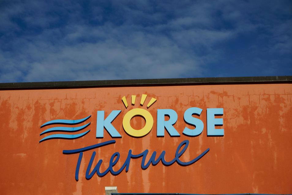 Der umsatzstarke November hätte der Bilanz der Kirschauer Körse-Therme gut getan. Nun bleibt das Bad Corona-bedingt weiter geschlossen.