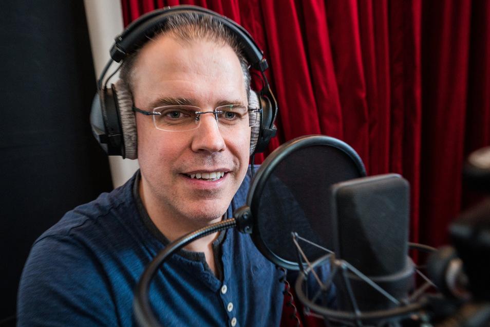Heiko Grauel wurde im Rahmen eines Castings als neue Stimme für die Durchsagen in deutschen Bahnhöfen ausgewählt.
