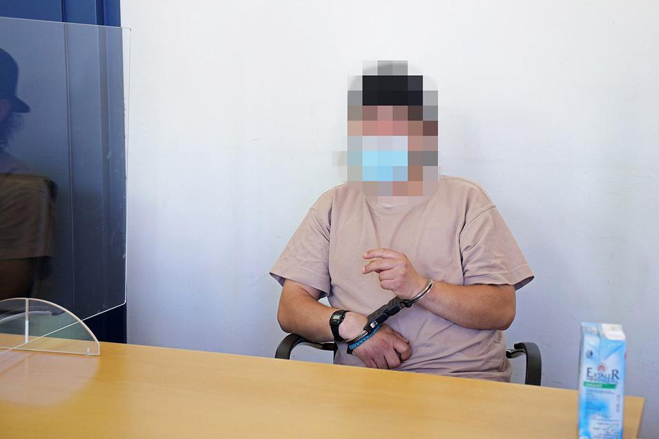 Trotz vieler eingeräumter Chancen musste sich der 32-jährige Großenhainer nun erneut vor Gericht verantworten.