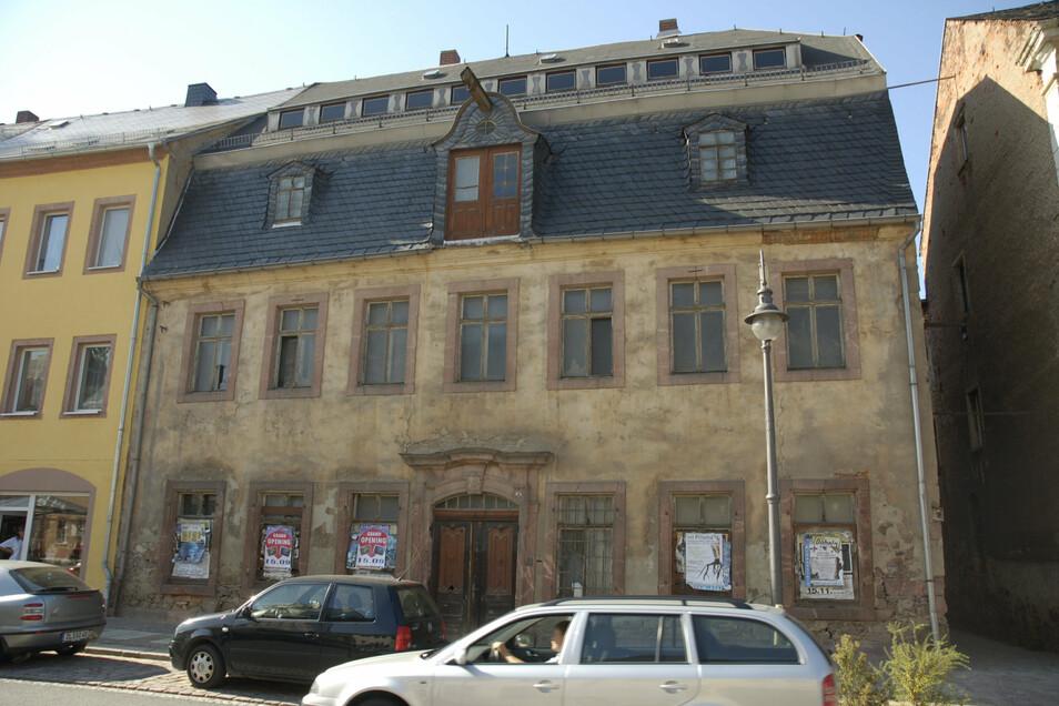 Die Stadt ersteigerte das Napoleonhaus im September 2010.