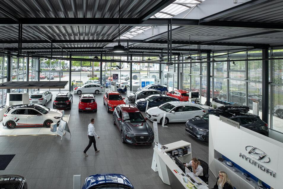 Es ist Sommer, und die Preise schmelzen: Beim Kauf eines Hyundai winken Top-Konditionen.