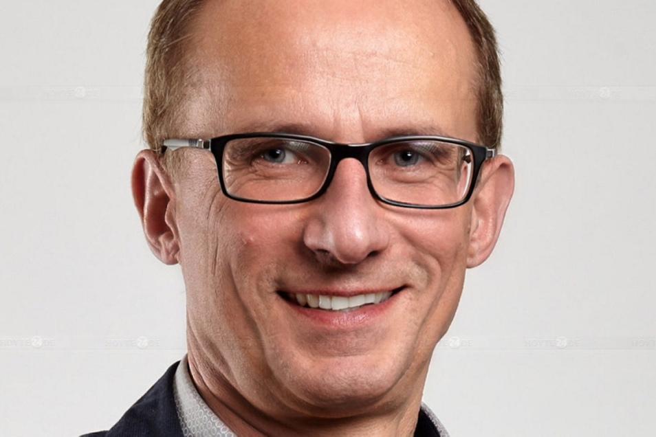 Jens Dubrau wird Stadtrat.