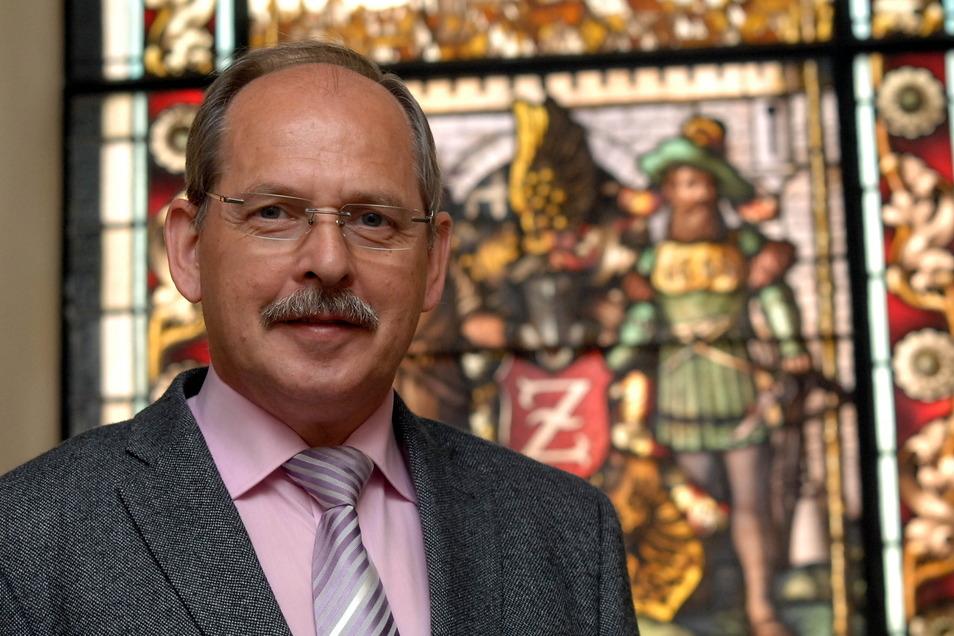 Arnd Voigt war 14 Jahre Oberbürgermeister von Zittau.