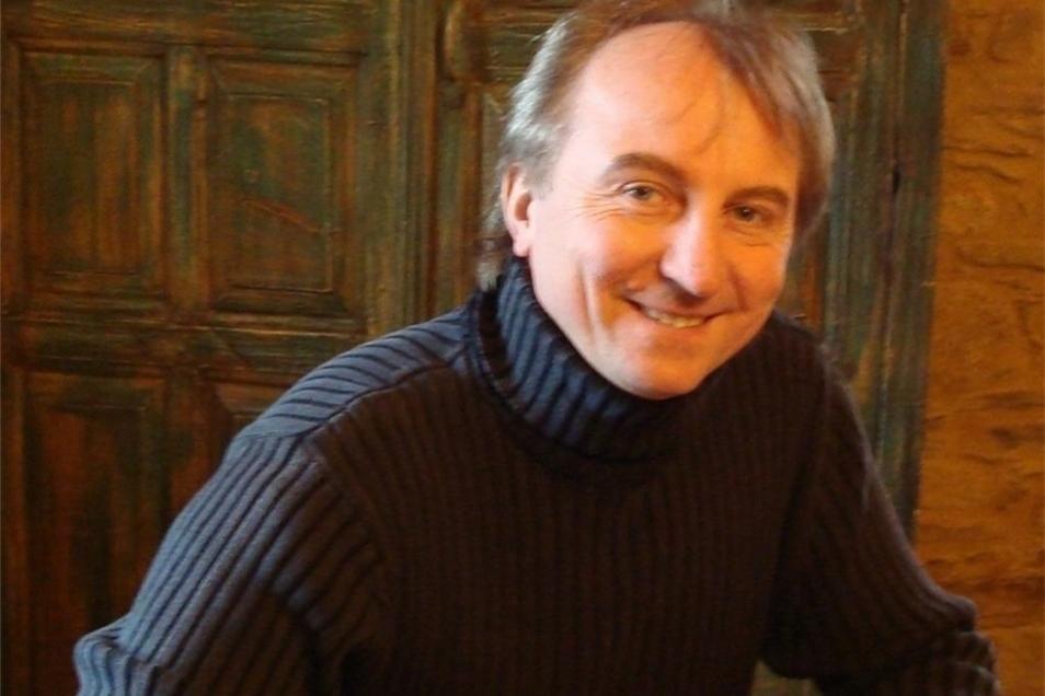 Tobias Mehnert ist erster Vorsitzender des Naturschutzverbandes Sachsen e.V.