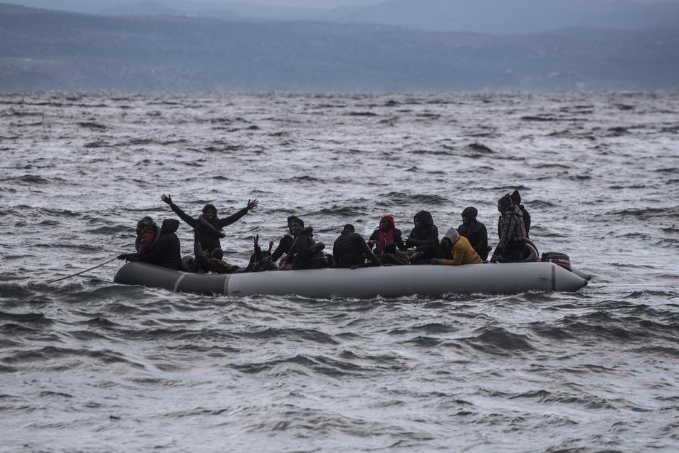 Nun gibt es einen Fall in einer Unterkunft für Flüchtlinge.