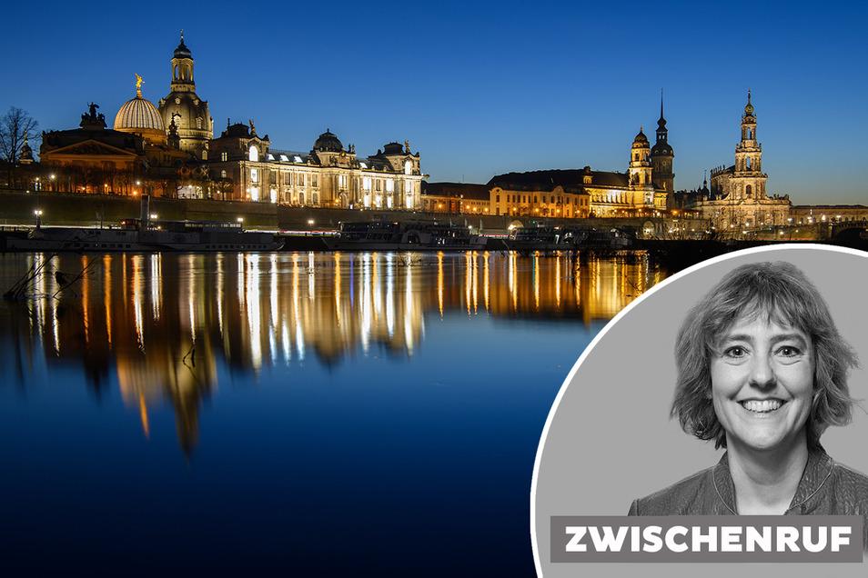 SZ-Redakteurin Claudia Schade fordert im Zwischenruf mehr Klarheit für die Corona-Regeln in Dresden.