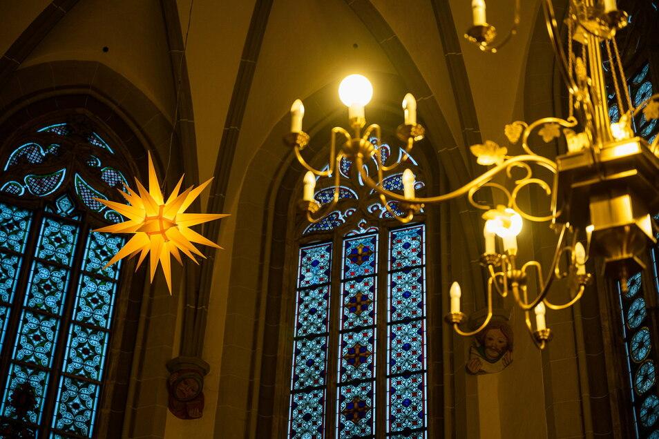 Von Weihnachten kündet der Stern auch in diesem Jahr, selbst wenn vieles anders ist als sonst.