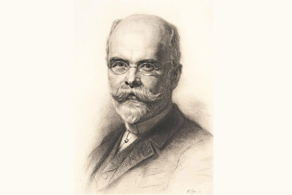 Otto Richter – Archivar, Bibliothekar und Historiker.
