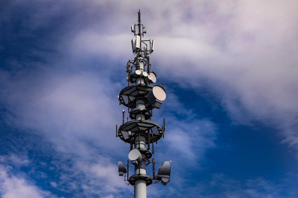 Im Kreis Bautzen schreitet der Ausbau des 5G-Netzes voran.