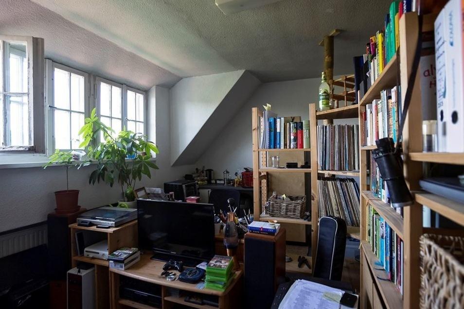 Mit bis zu 30 Quadratmetern sind die Zimmer recht groß.