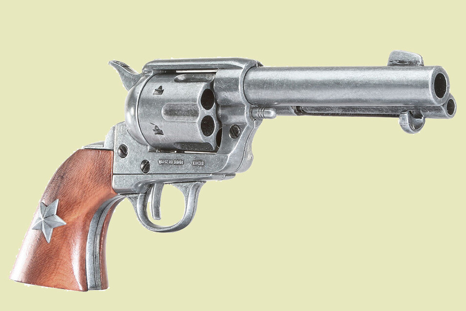 Der berühmte Colt Peacemaker