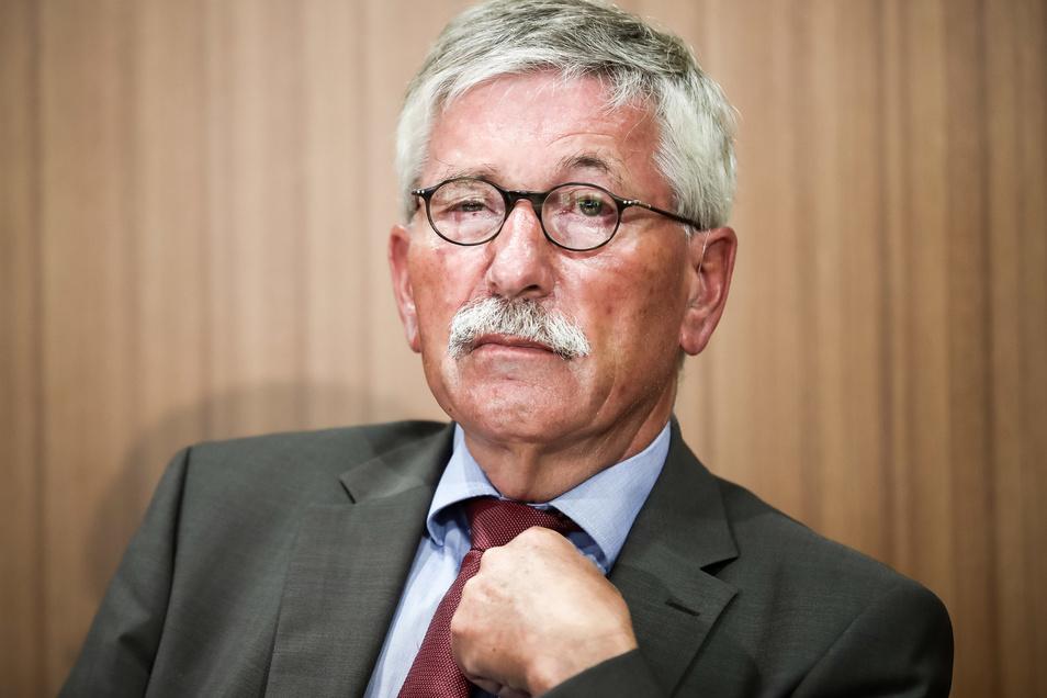 Das umstrittene SPD-Mitglied Thilo Sarazzin.