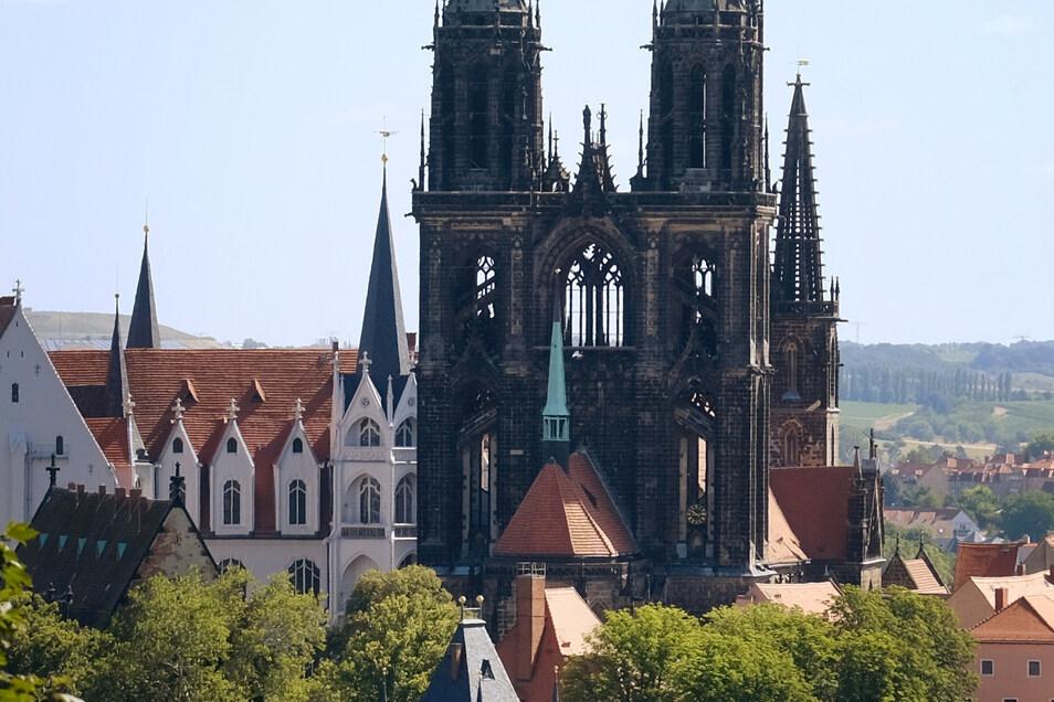 Auch Albrechtsburg und Dom in Meißen profitieren.