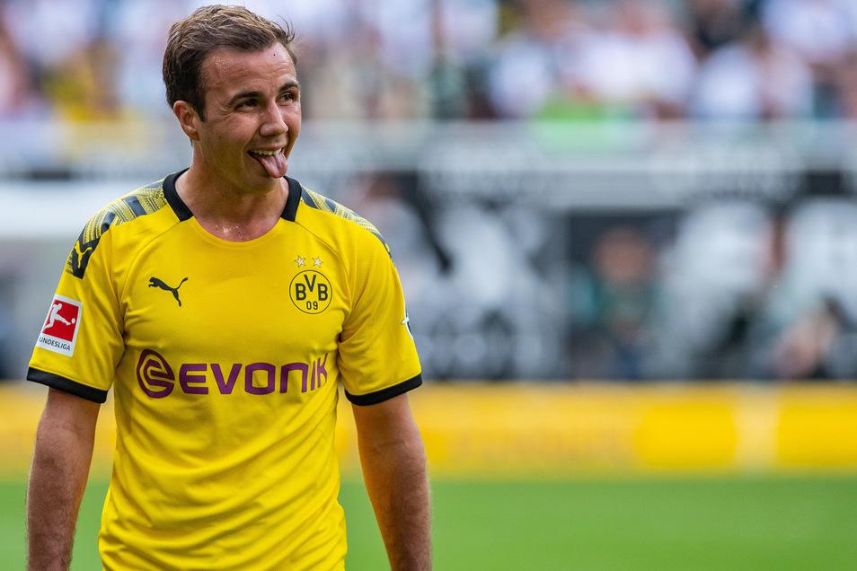 Mario Götze war der Held des WM-Finals. Er kehrte 2016 nach drei Jahren zu Borussia Dortmund zurück. Götze wurde nicht für die WM 2018 nominiert, was im Rückblick kein Nachteil ist.