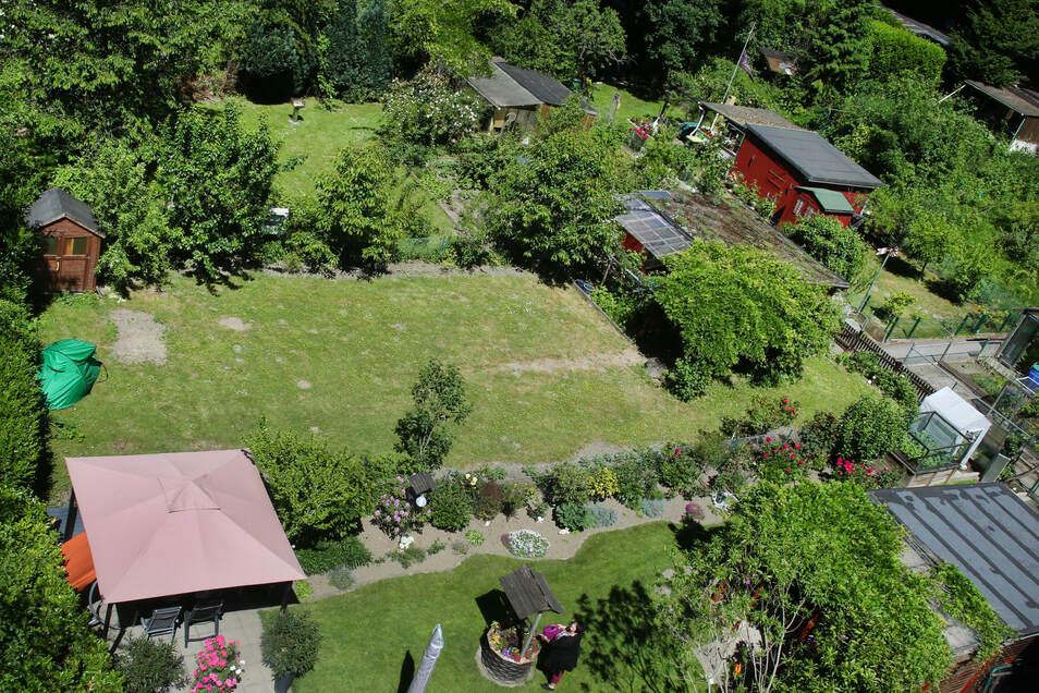 So schön Fotos von oben sind - solche Bilder mit der Drohne zu machen, bedarf in der Regel einer Erlaubnis.