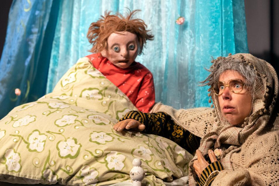 Vom 15. bis 17. Mai sollte das 35. Puppenspielfest in Hohnstein stattfinden.
