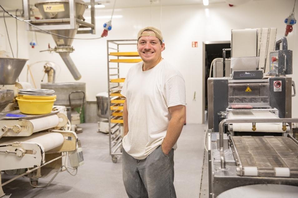 Dennis Wittig, Bäckermeister , erklärt in der neuen Kampagne, warum regionales Handwerk so wichtig ist!