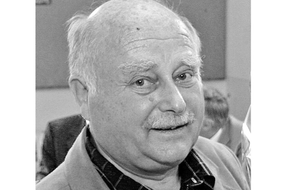 Karl-Heinz Jungnickel ist tot.