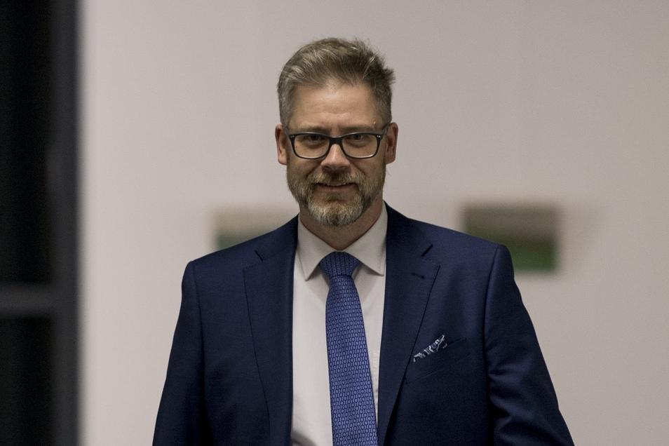 Christian Fischer ist neuer Vorsitzender des CDU-Stadtverbandes Freital.