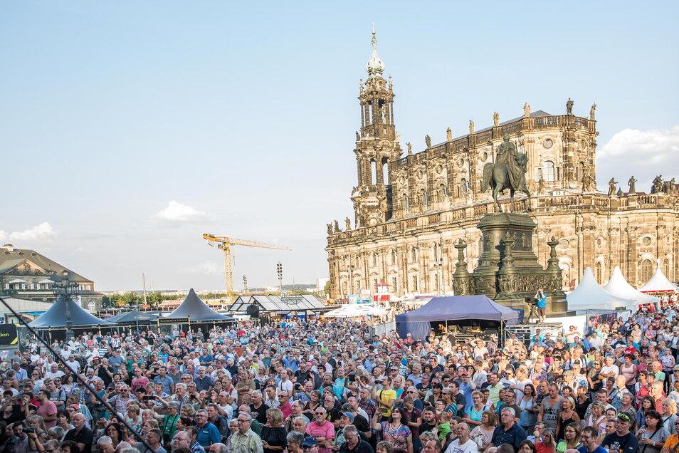 Das Stadtfest soll 2021 wieder stattfinden, diesmal aber nicht im Sommer.