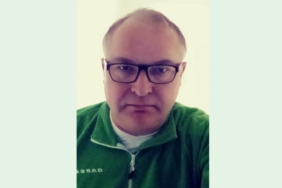 Dr. Peter Jahn-Bresan tritt für die Grünen an. Wichtig ist ihm die ausgewogene Bewertung der Historie.