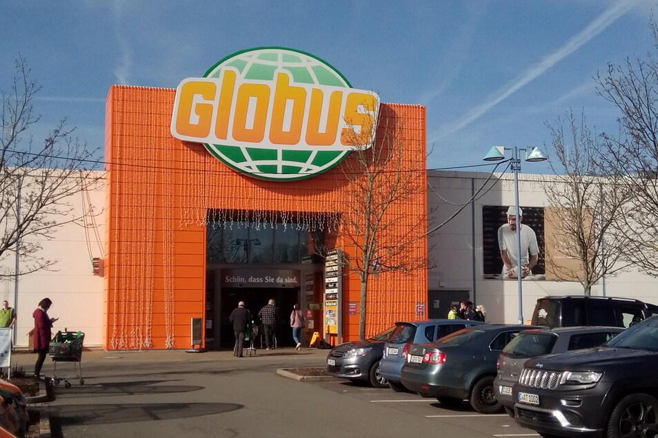 Was Chemnitz schon hat, will auch Heidenau: einen Globus-Markt, und zwar im bisherigen Real.