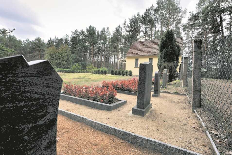Der Friedhof in Haide soll umgestaltet werden und im Zuge der Arbeiten ein Gräbelfeld für naturnahe Bestattungen erhalten. So beschloss es der Gemeinderat.