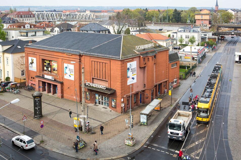 Das Kino Schauburg in Dresden öffnet am 1. Juli.
