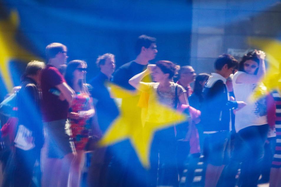 Lediglich Menschen aus 14 Ländern sollen vom 1. Juli an wieder normal in die EU einreisen dürfen