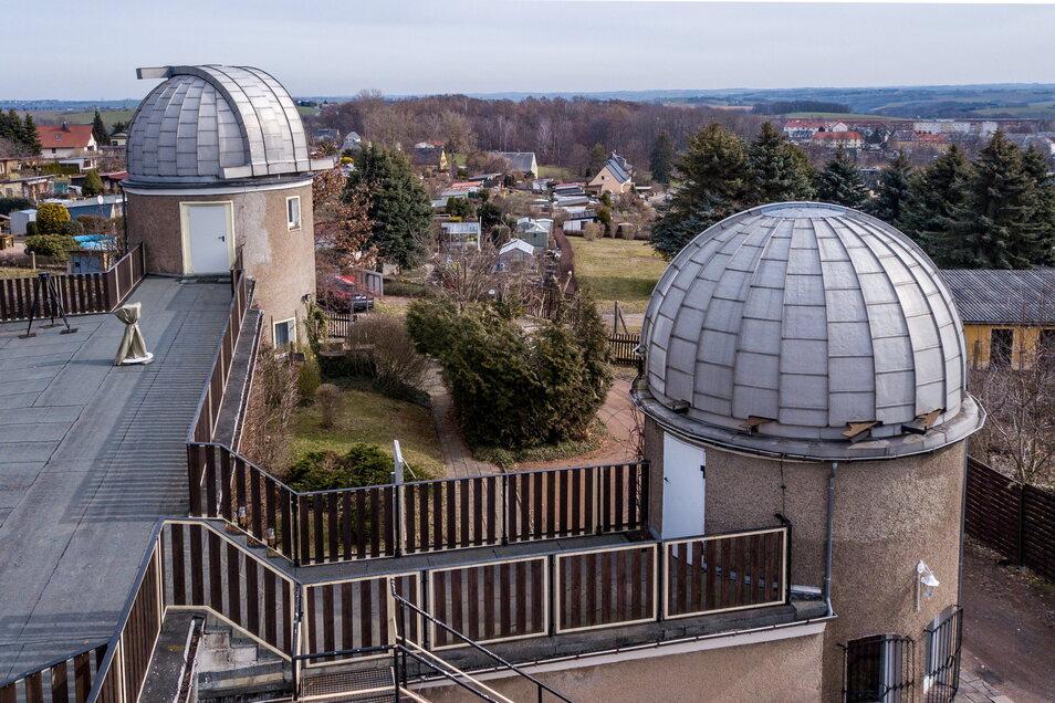 Die Mitglieder des Vereins Sternwarte Hartha laden wieder zu Vorträgen und bei klarem Himmel zu Beobachtungsabenden ein.