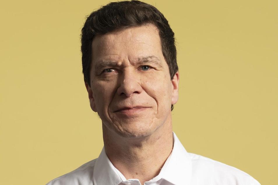 Mike Thomas ist Direktkandidat der SPD.