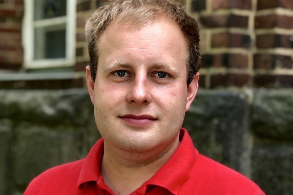 Willi Schmidt kam zum Studium nach Dresden und ist nun einer von zwei Geschäftsführern der Alarm Dispatcher Systems GmbH.