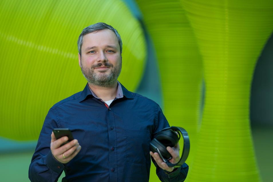 Martin Spindler ist Geschäftsführer und Co-Founder von Tech & Life Solutions.