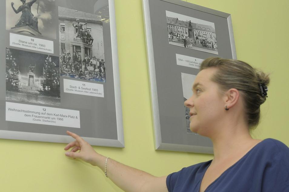 Stadtarchivarin Anke Brekow ist auch ehrenamtliche Ortschronistin für Großenhain und seine Ortsteile.
