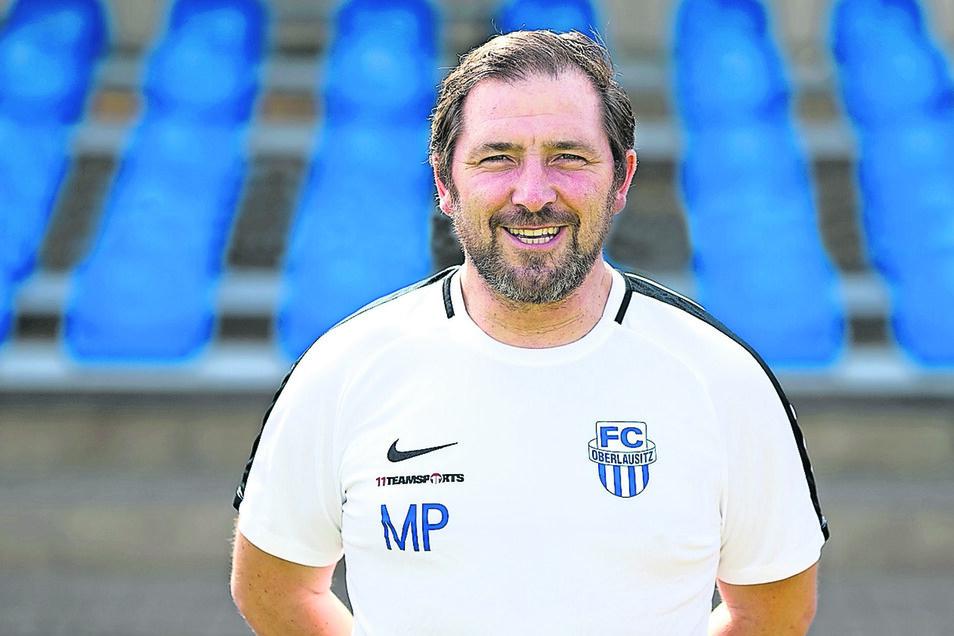 Marco Pöschmann (46), Torwart-Trainer