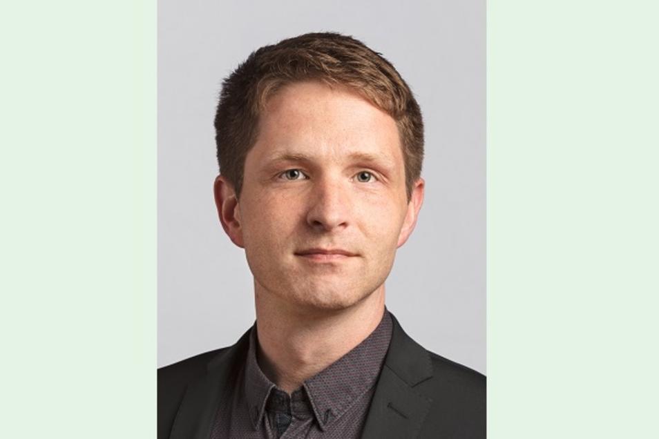 Felix Muster tritt für die Linke an. Er will sich dafür einsetzen, dass die Region nicht ausstirbt.