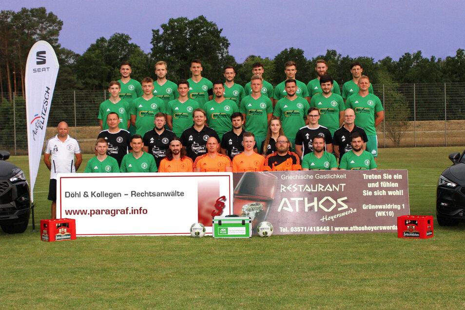 1. Männermannschaft SV Zeißig Saison 2020/2021