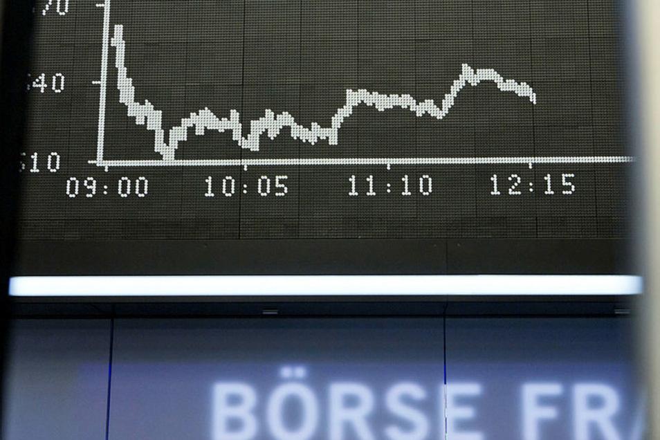 An den Börsen geht es auf und ab: Für Anleger ist ein langer Atem aber wichtiger als gutes Timing.