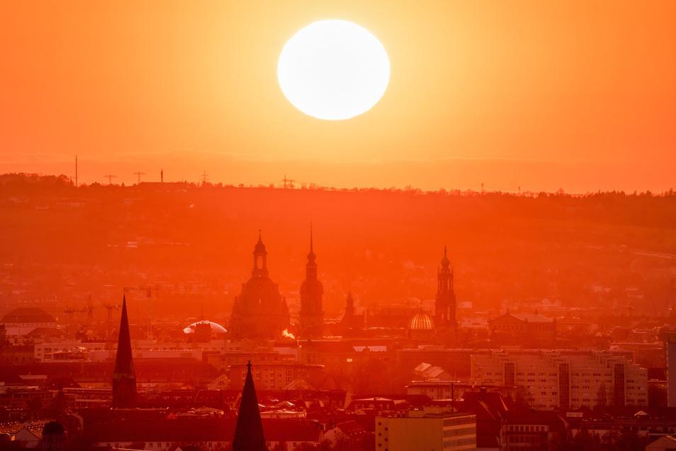 Dresdens pulsiert wieder, möchte man nach den ruhigen Corona-Wochen meinen. Doch die Zahlen sagen: Mehr Menschen haben der Stadt im Frühjahr den Rücken gekehrt.
