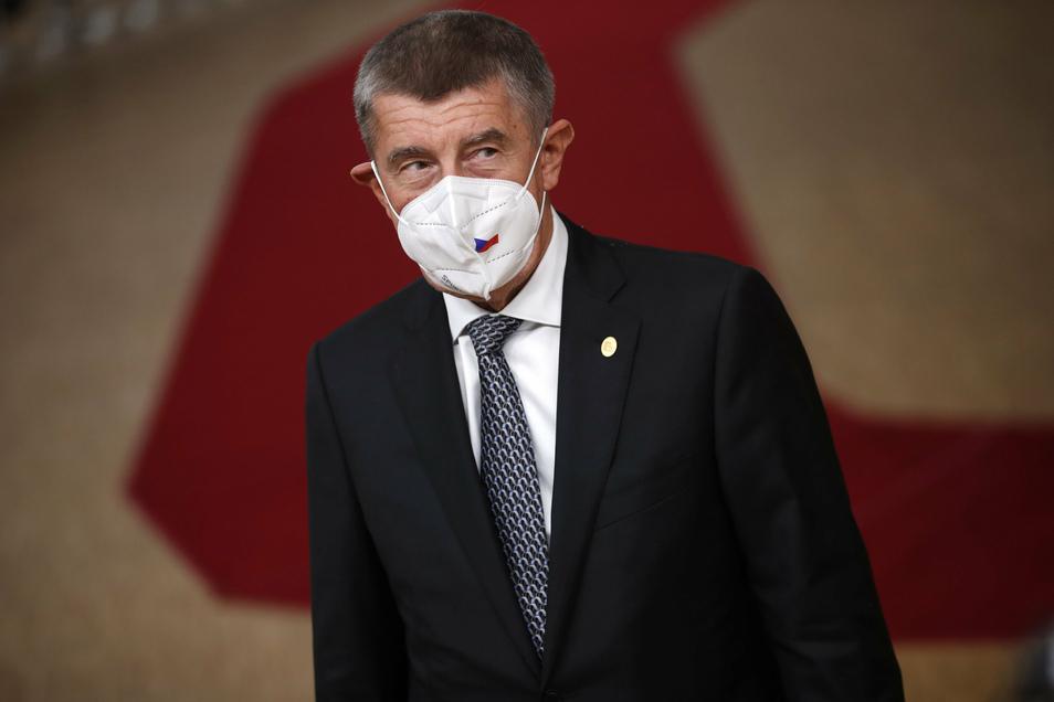 Unter Druck: Tschechiens Premier Babiš