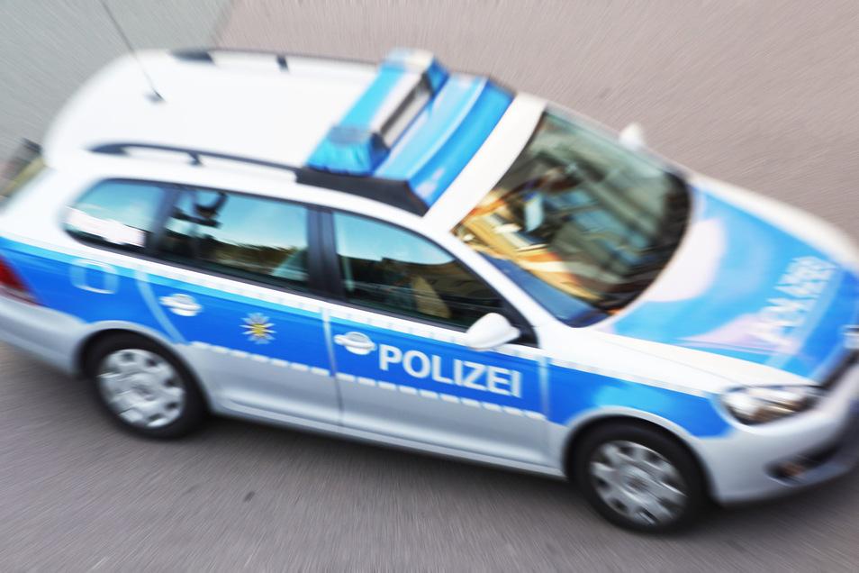 Alle Grafittis haben einen politischen Bezug. Die Polizei ermittelt wegen Sachbeschädigung.
