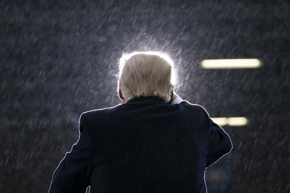 "Gilt nun als ""lame duck"": Donald Trump"