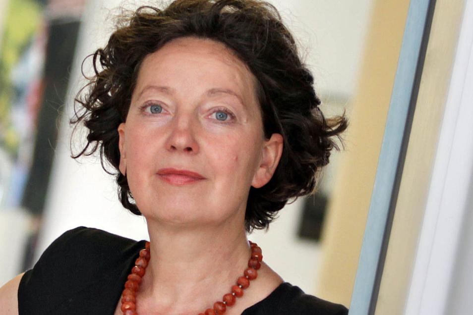Auch die Dresdner Galeristin Sophia-Therese Schmidt-Kühl musste staatliche Hilfe annehmen - zum ersten Mal in der fast 100-jährigen Geschichte ihrer Galerie.